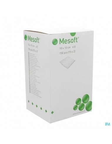 Mesoft compresse stérile 7.5x7.5 50x2