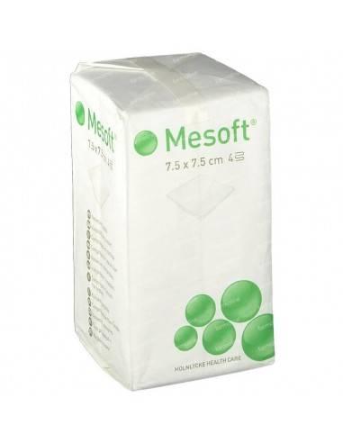 Mesoft compresse non stérile 7.5x7.5...